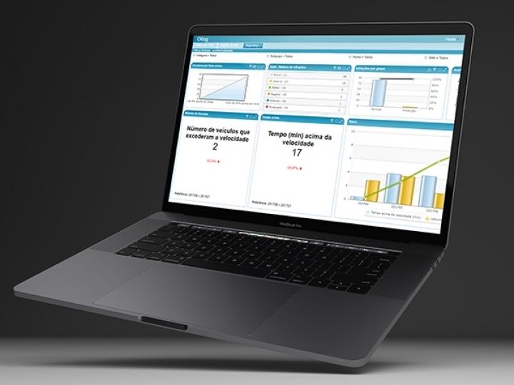 Fleet Monitor – Sistema de Monitoramento de Frota